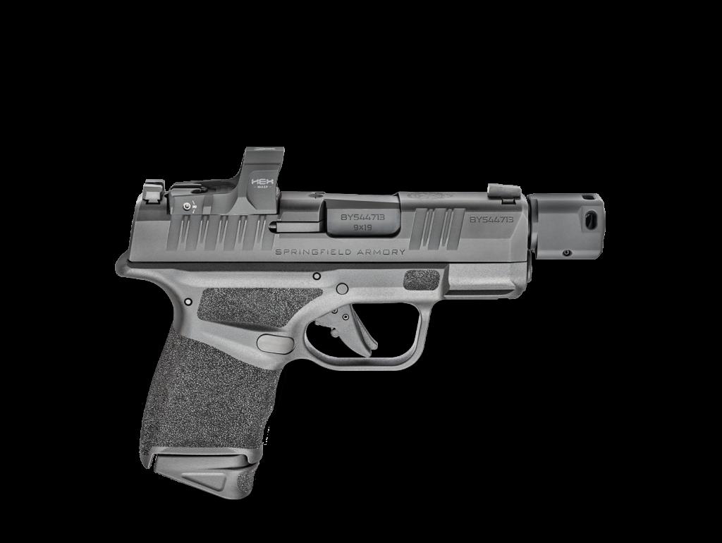 Springfield Armory Hellcat® RDP 3.8″ Micro-Compact 9mm Handgun w/ HEX Wasp