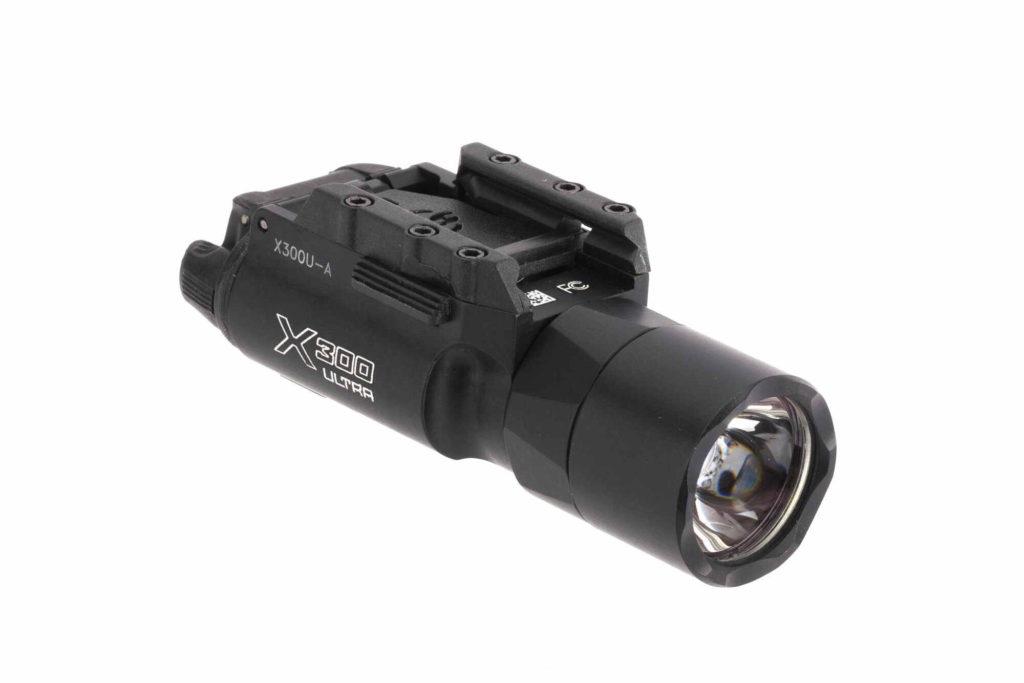 Primary Arms SureFire X300 Ultra Weapon Light – 1000 Lumens – Black