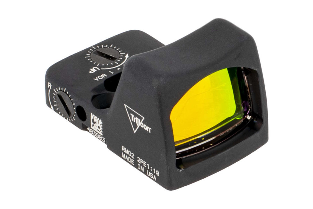 Primary Arms Trijicon RMR Type 2 LED Reflex Sight – 6.5 MOA
