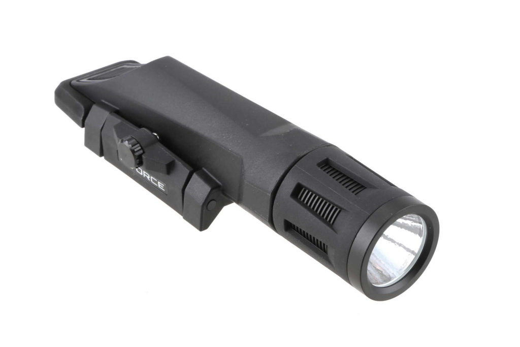 Primary Arms Inforce WMLx White Gen 2 Weapon Mounted Light – 800 Lumens – Black
